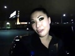 London Keyes Strips In Las Vegas